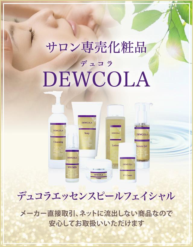 エステサロン専売商品 デュコラ化粧品