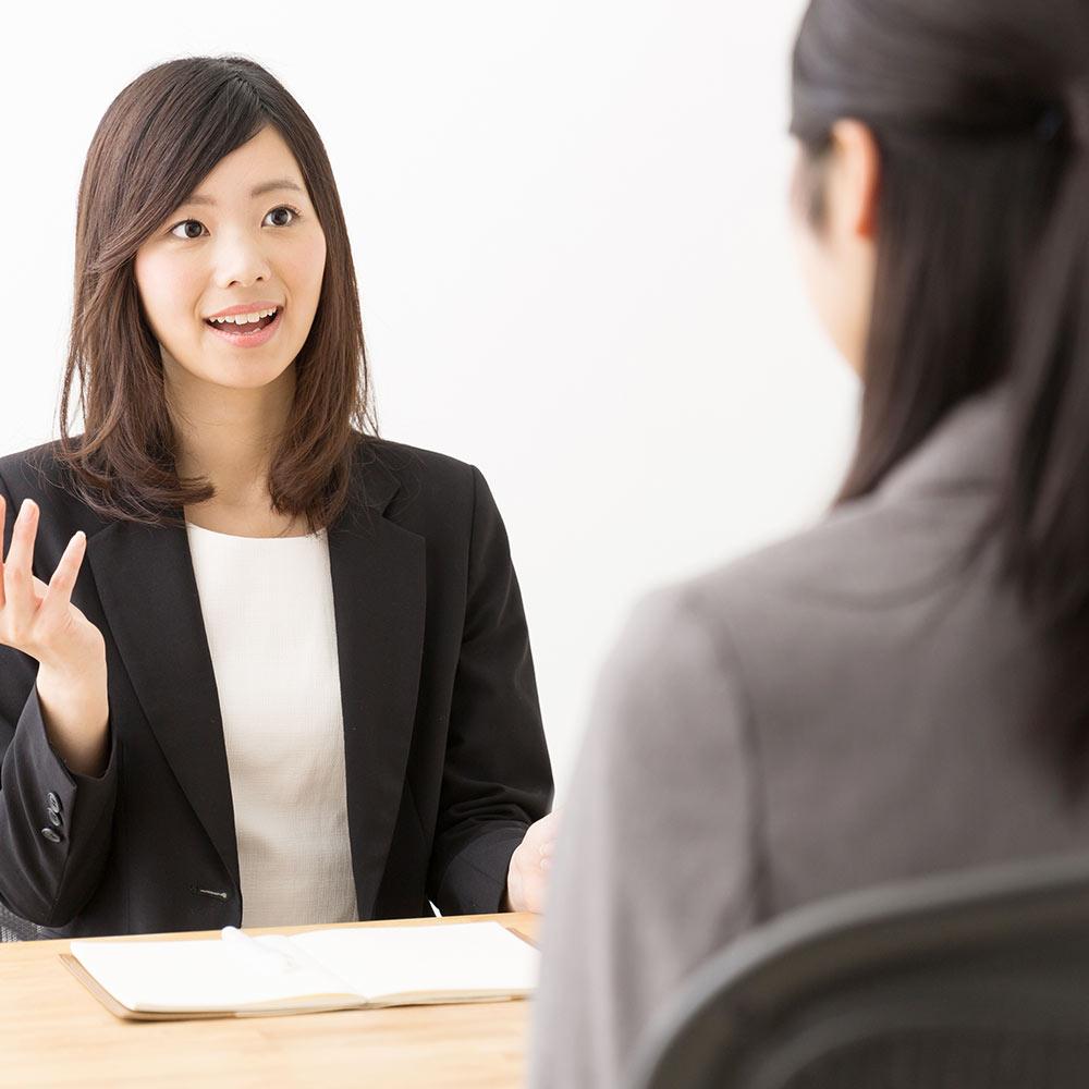 女性の思考を理解した経営指導が受けられる!