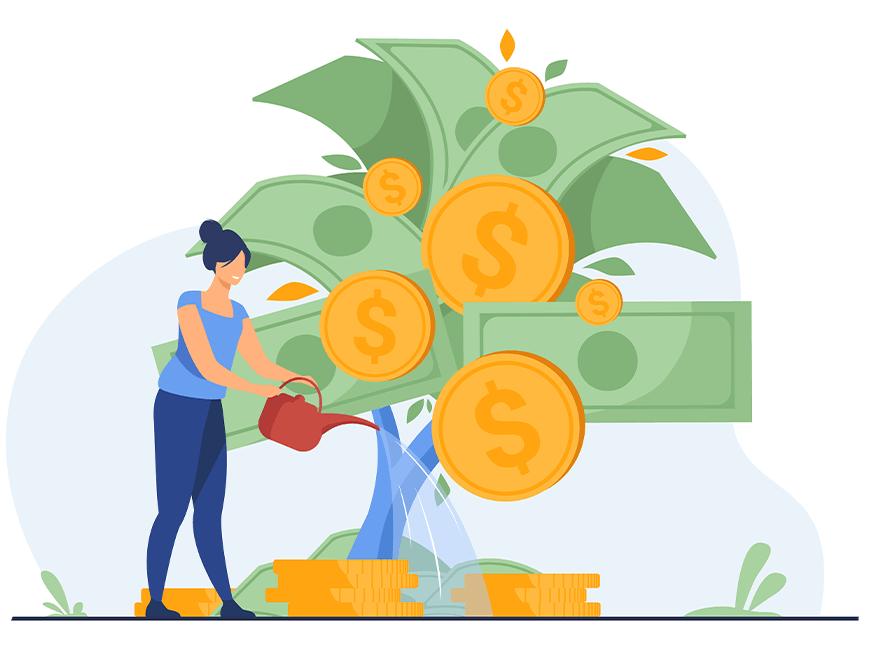 利益を最大化し、お金を残すための考え方と方法を学べる